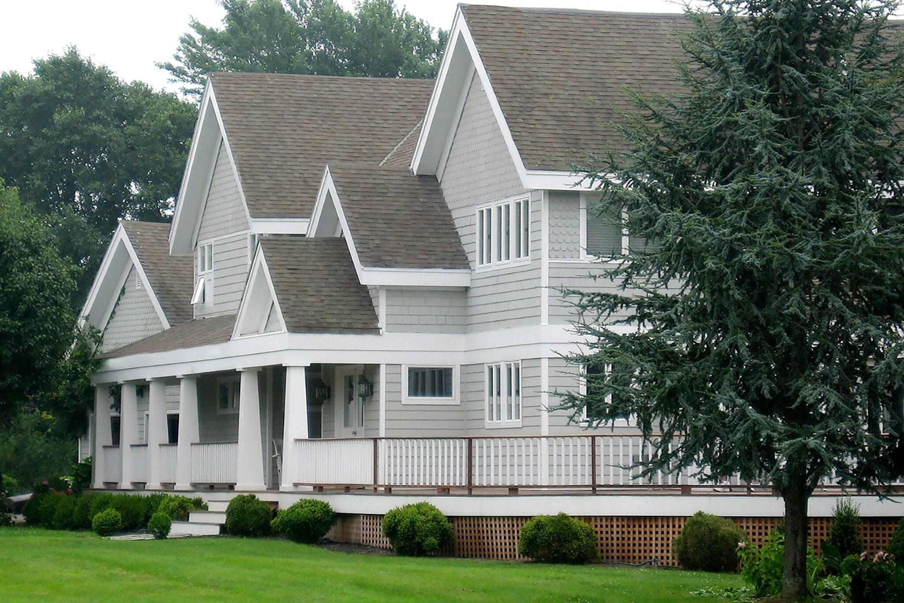 Villa per Affitto alle ore Private Compound Water Mill South Water Mill South, Water Mill, New York, 11976 Stati Uniti