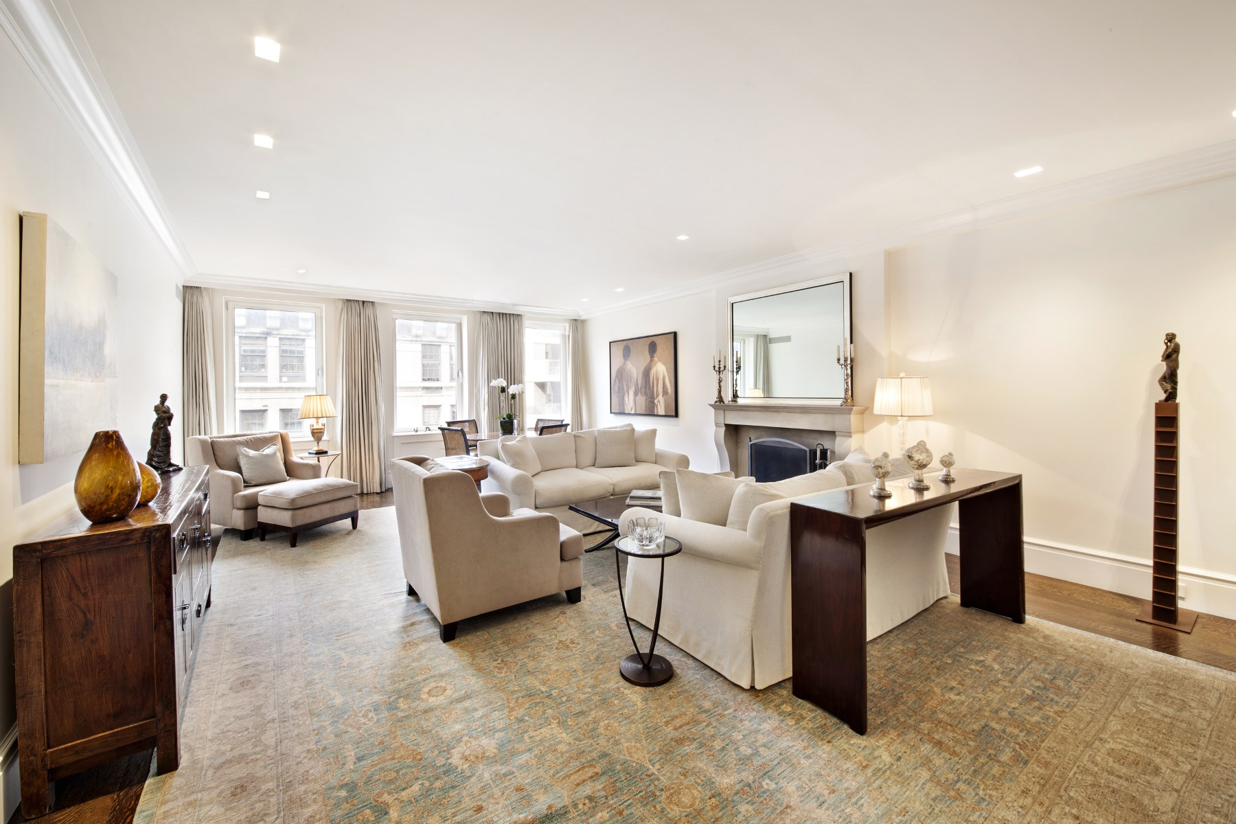 Co-op for Sale at Pre-War Park Avenue Perfection 1100 Park Avenue Apt 15C Upper East Side, New York, New York, 10128 United States