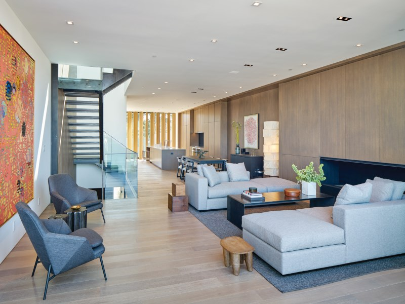 Single Family Home for Sale at A Modern Minimalist Masterpiece 562 28th St Noe Valley, San Francisco, California 94131 United States