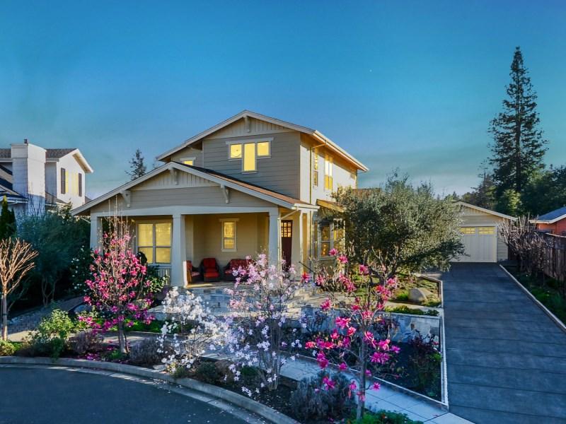 Single Family Home for Sale at 416 San Lorenzo Court 416 San Lorenzo Ct Sonoma, California 95476 United States