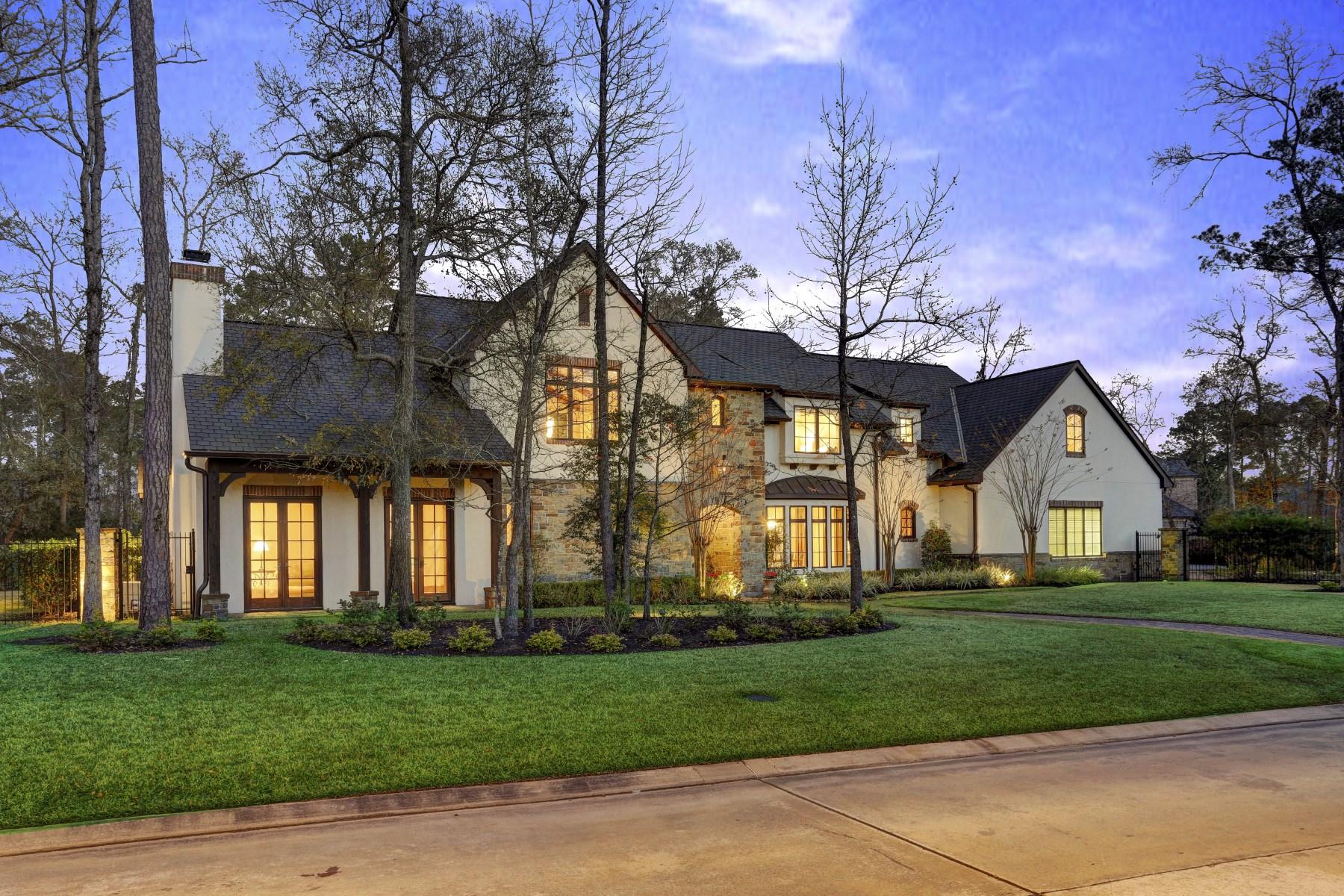 Einfamilienhaus für Verkauf beim 39 Player Bend Drive The Woodlands, Texas 77382 Vereinigte Staaten