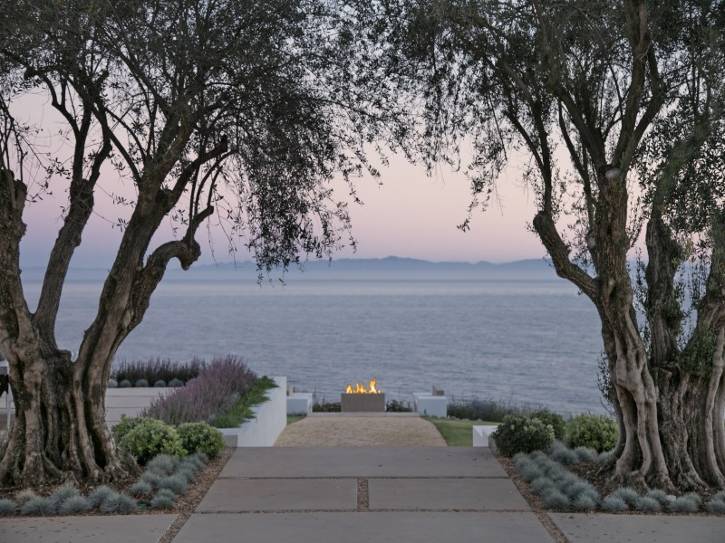 Single Family Home for Sale at Post-Modern Contemporary 4305 Marina Drive Hope Ranch, Santa Barbara, California 93110 United States