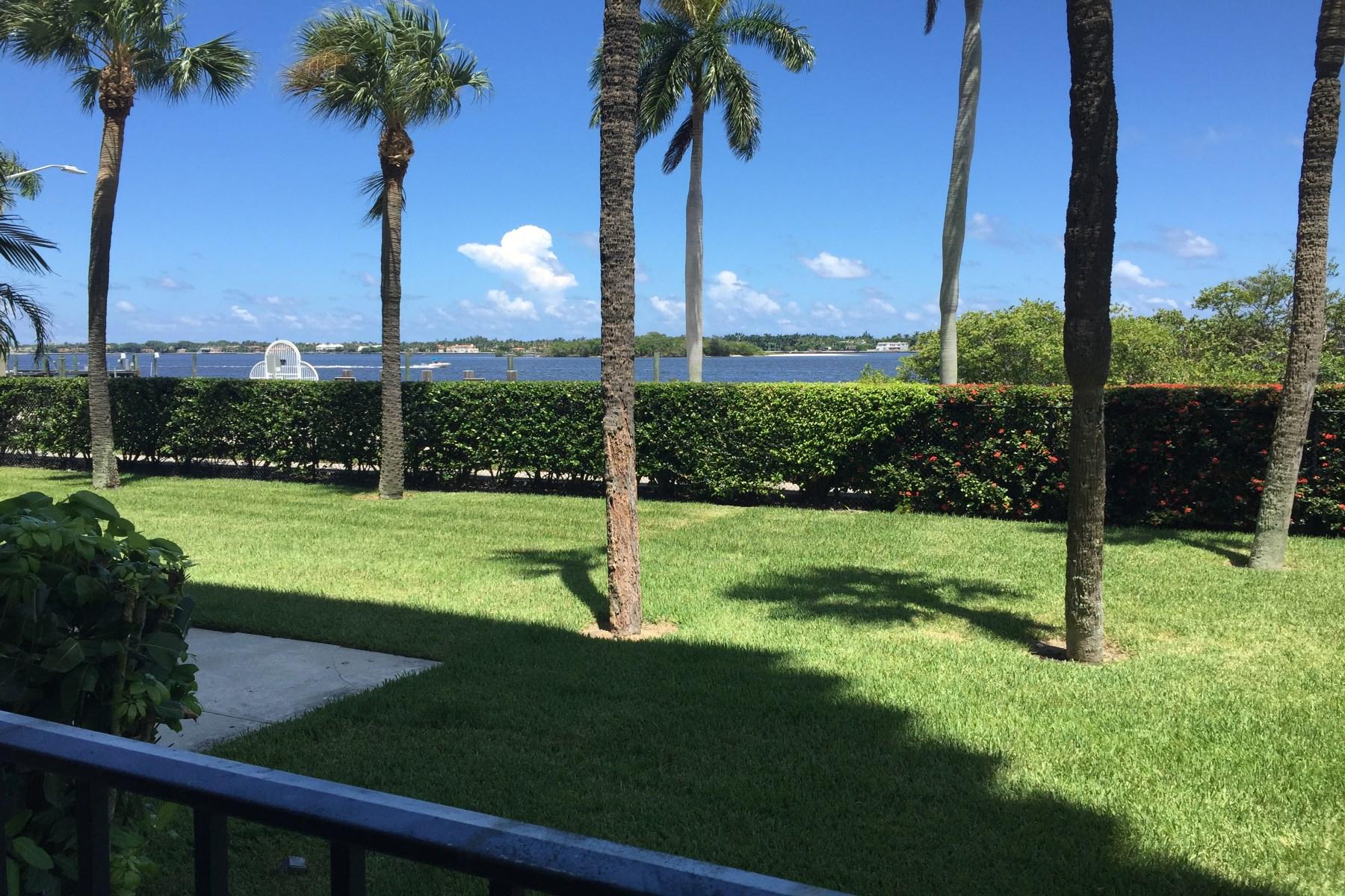 共管式独立产权公寓 为 销售 在 Wonderful Direct Intracoastal Water View 3800 Washington Road 106 西棕榈滩, 佛罗里达州, 33405 美国