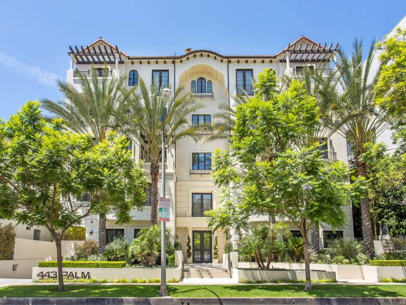 Condominium for Sale at Welcome To The Ultimate Trophy Penthouse 443 North Palm Drive Unit 503 (Ph3) Beverly Hills, California 90210 United States