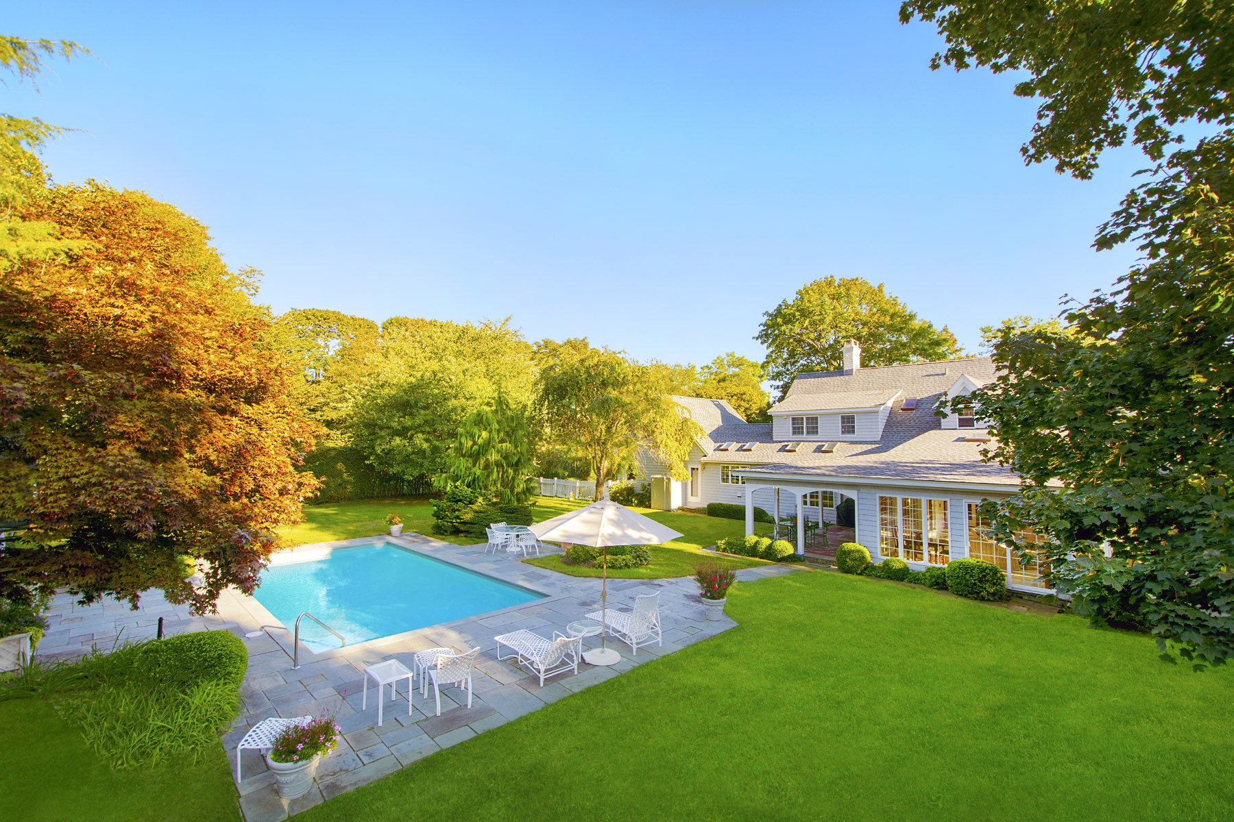 Single Family Home for Rent at Prime Location Southampton Village 35 Toylsome Lane Southampton, New York, 11968 United States