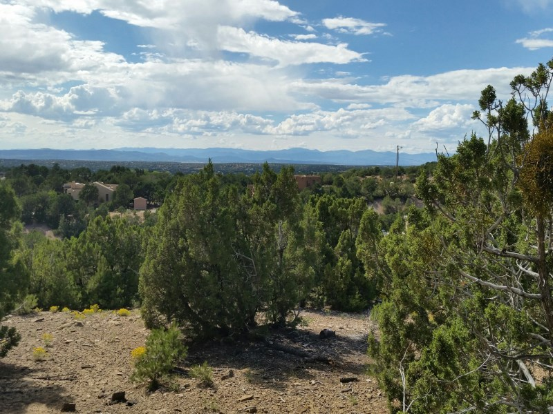 Land for Sale at Lot 1, Dempsey Waterline Road Santa Fe City Northeast, Santa Fe, New Mexico 87501 United States