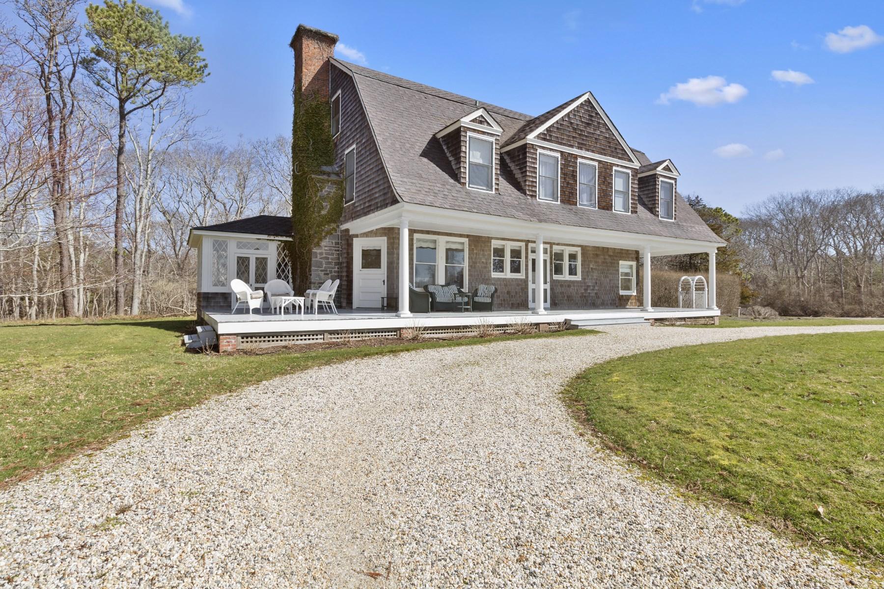 Einfamilienhaus für Vermietung beim East Hampton Pond View East Hampton Village, East Hampton, New York, 11937 Vereinigte Staaten