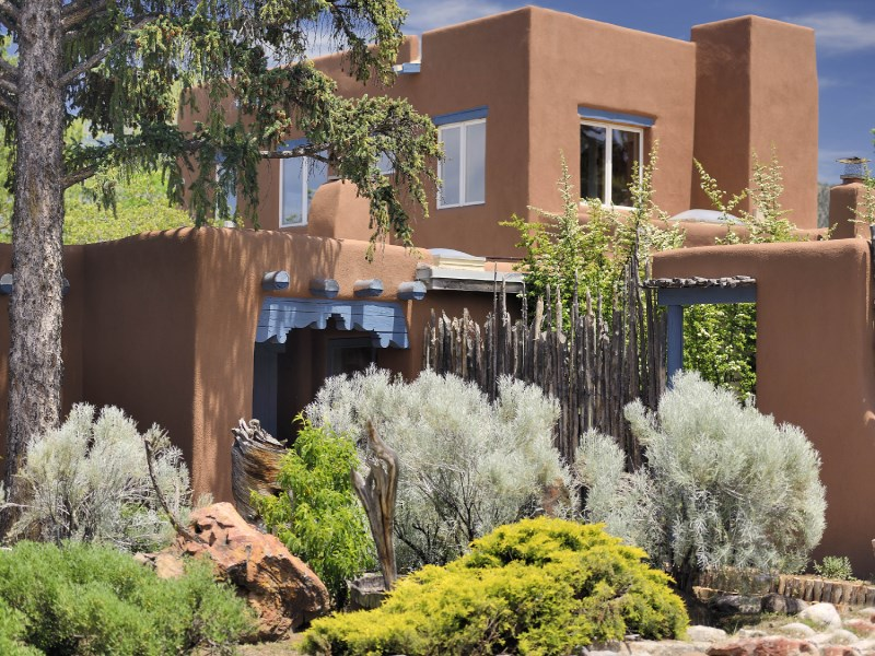 Single Family Home for Sale at 851 Old Santa Fe Trail 851 Old Santa Fe Trl Santa Fe, New Mexico 87505 United States