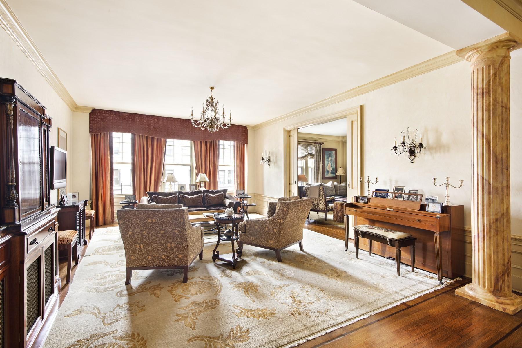 Nhà tập thể vì Bán tại 45 East 82nd Street, Residence 9W 45 East 82nd Street Apt 9w Upper East Side, New York, New York 10028 Hoa Kỳ