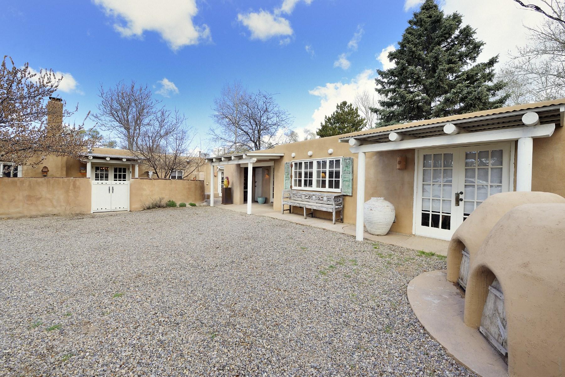 Single Family Home for Sale at 870 E. Alameda Santa Fe, New Mexico, 87501 United States
