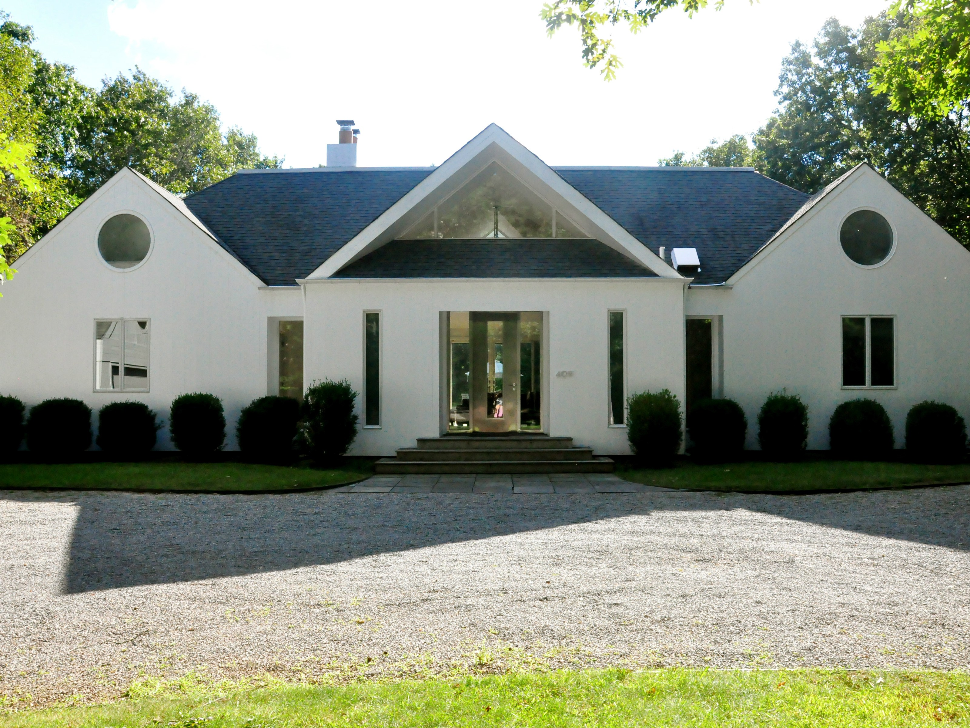 Single Family Home for Rent at Stylish Contemporary in East Hampton's East Hampton, New York 11937 United States