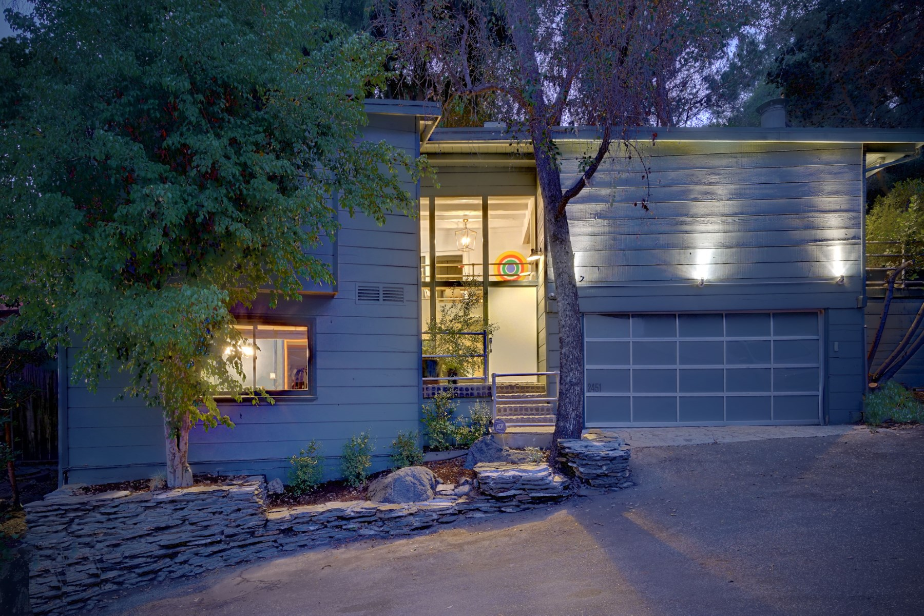 open-houses property at 2451 Horse Shoe Canyon Road