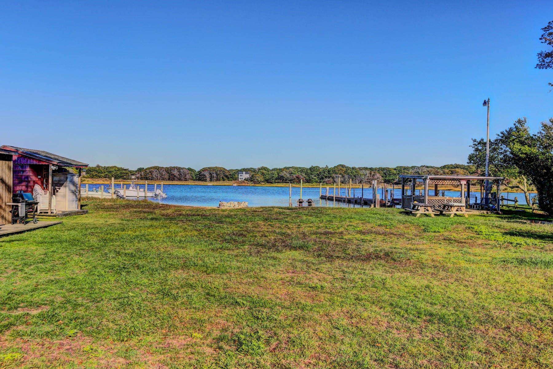 Property Of BOATING PERFECTION! OLD FORT POND