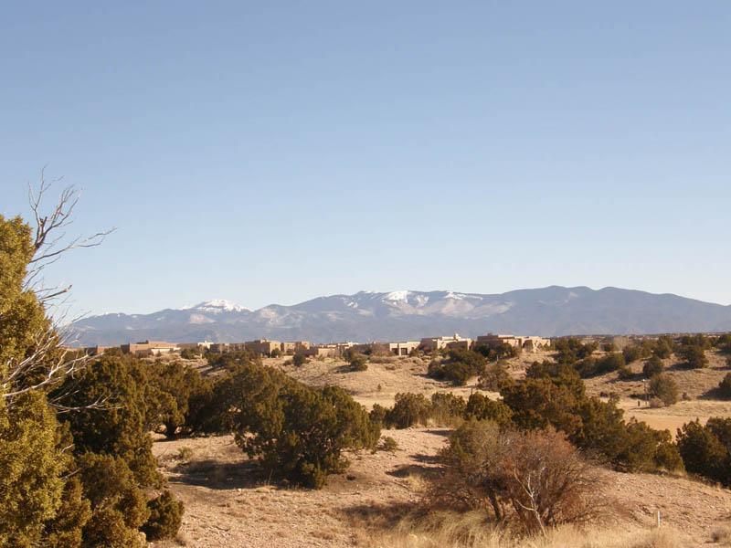 Terrain pour l Vente à 6-A Calle Arbusto Las Campanas & Los Santeros, Santa Fe, New Mexico 87506 États-Unis