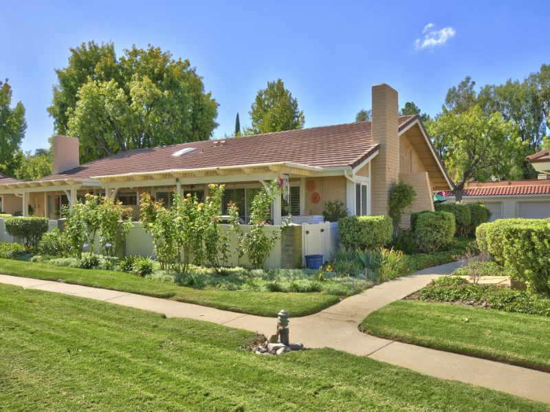 Casa Unifamiliar Adosada por un Venta en One Story Beauty! 2209 Crespi Lane Westlake Village, California 91361 Estados Unidos