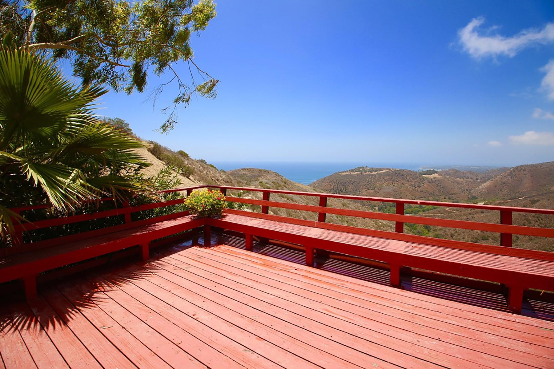 Villa per Affitto alle ore Zen Architectural Ocean view Malibu 3058 Sequit Dr Malibu, California, 90265 Stati Uniti