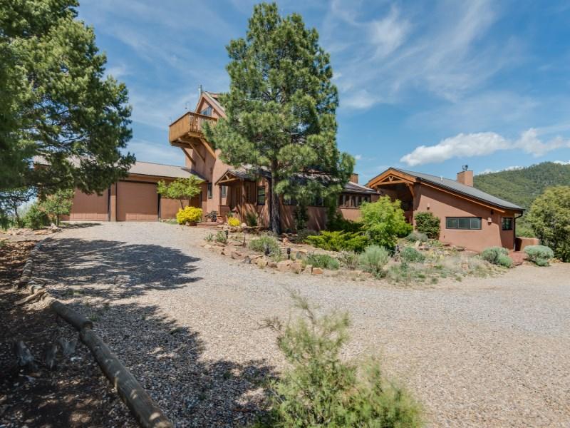 Casa para uma família para Venda às 3262 Paseo Del Monte Santa Fe City Northeast, Santa Fe, Novo México 87501 Estados Unidos