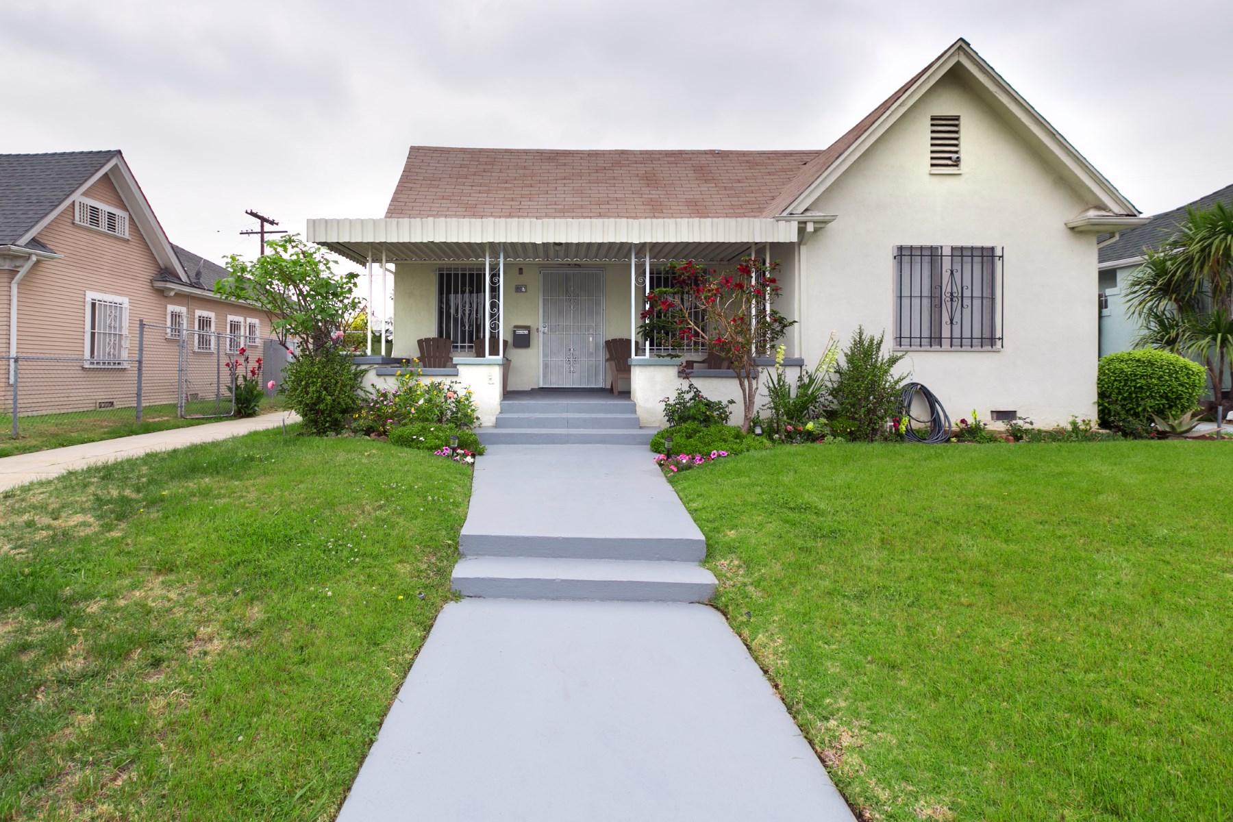 Tek Ailelik Ev için Satış at 805 Kenmore Avenue Hollywood, Los Angeles, Kaliforniya 90029 Amerika Birleşik Devletleri