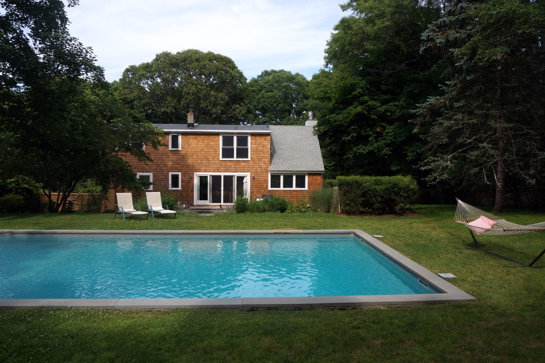 rentals property at Privacy and Pool in Sag Harbor