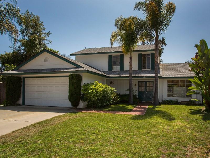 獨棟家庭住宅 為 出售 在 Spacious Five Bedroom Home 1303 Taranto Circle Carpinteria, 加利福尼亞州 93103 美國