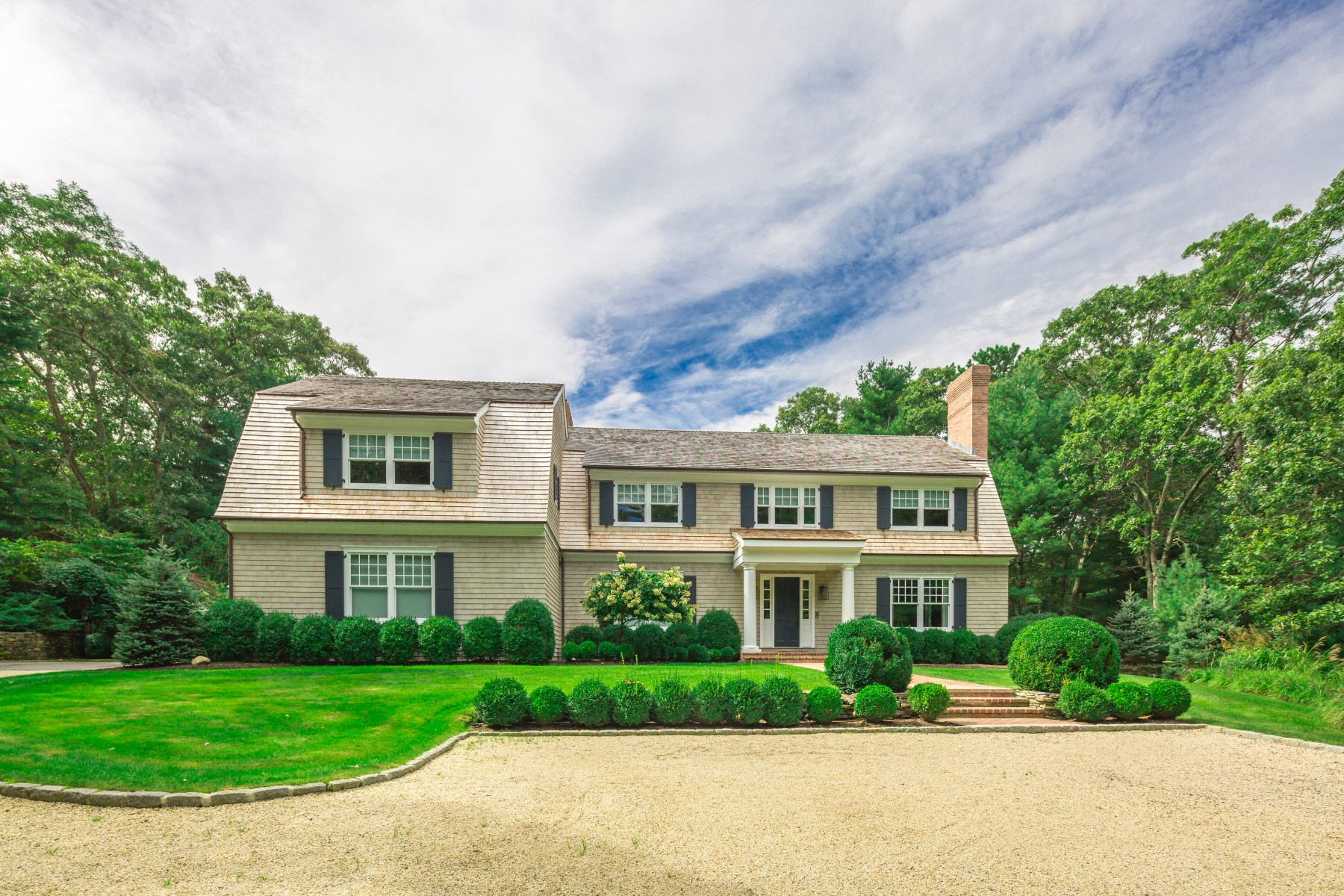 Einfamilienhaus für Mieten beim Prestigious Bull Run East Hampton, New York, 11937 Vereinigte Staaten