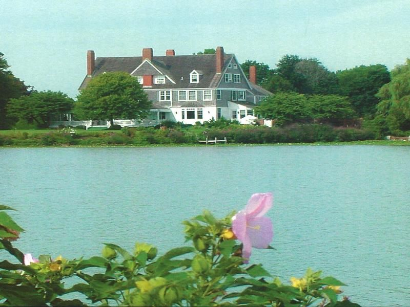 Single Family Home for Rent at Southampton Lake Front Luxury Southampton, New York 11968 United States