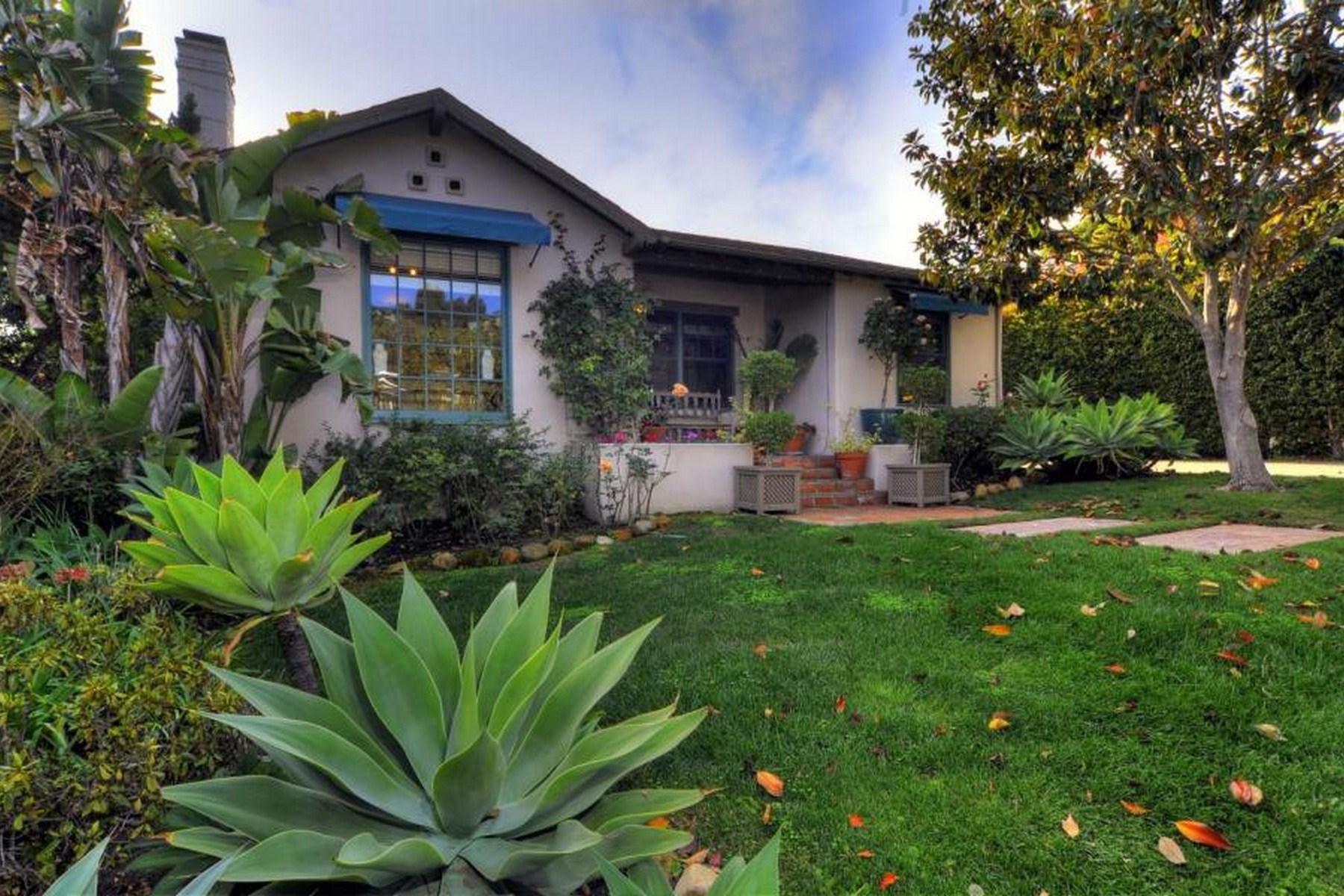 Vivienda unifamiliar por un Venta en Upper East Jewel 2515 Anacapa Street Santa Barbara, California, 93105 Estados Unidos
