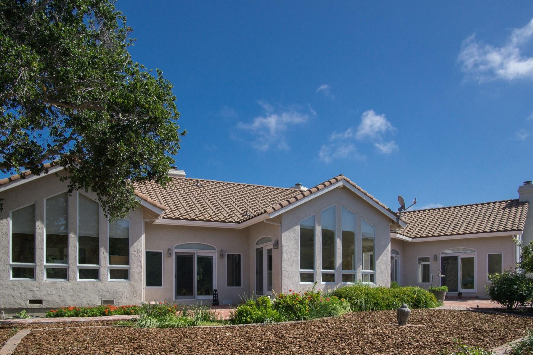Single Family Home for Sale at Views, Views, Views 23830 Secretariat Lane Monterey, California, 93940 United States