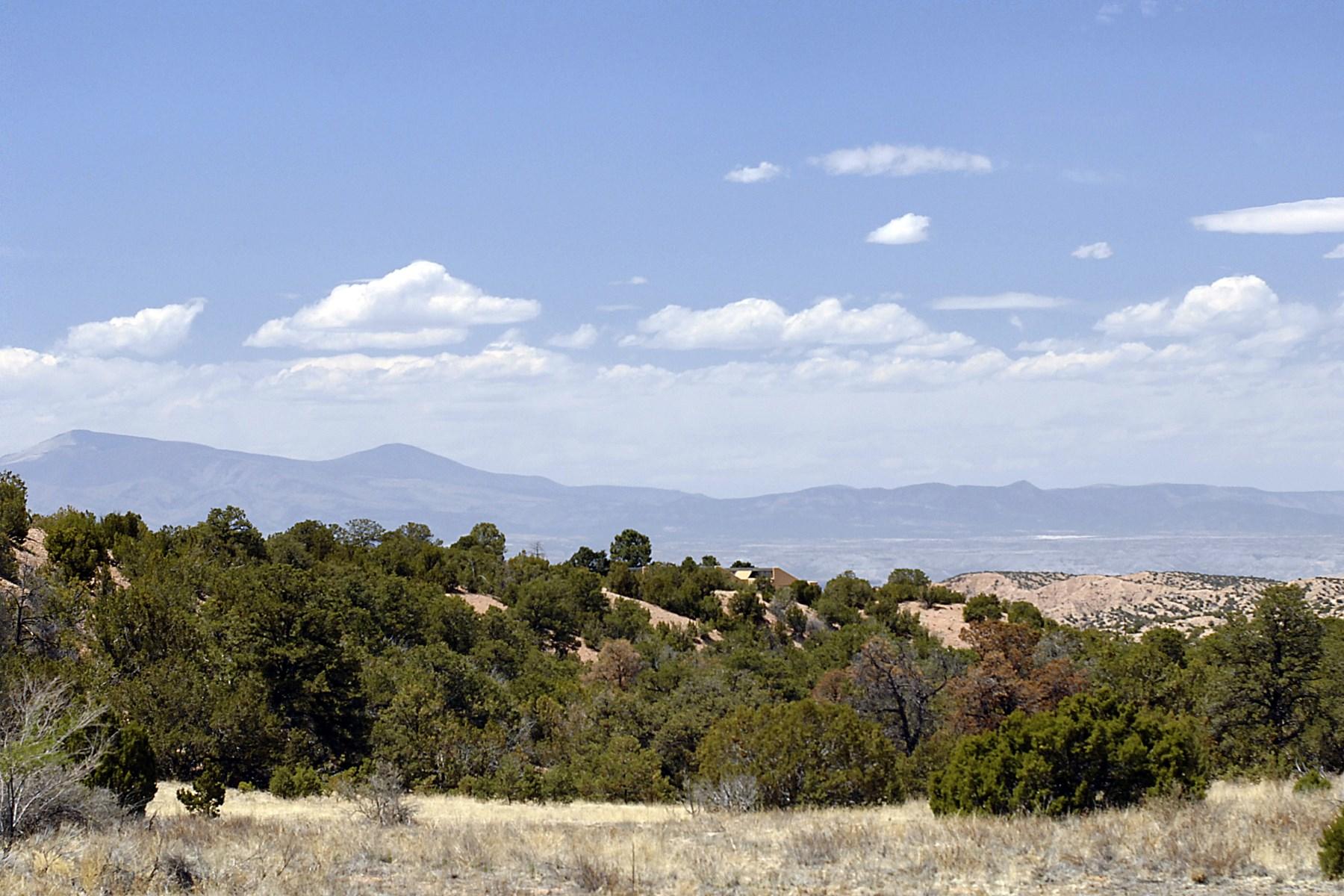Land for Sale at 61 Paseo Del Rancho Santa Fe, New Mexico 87574 United States
