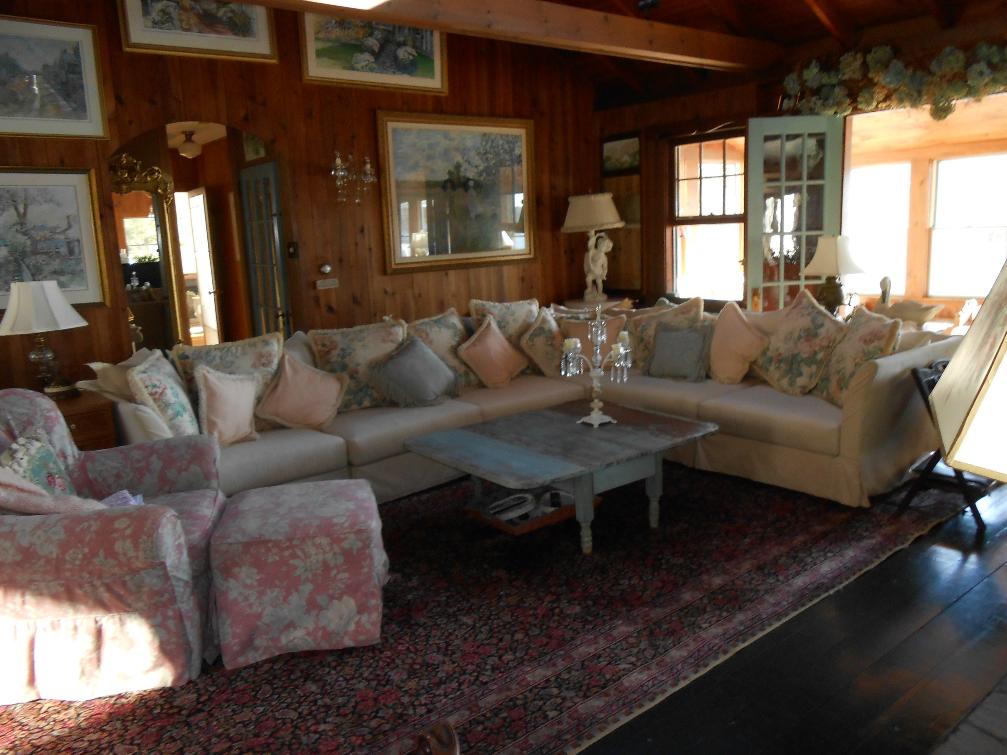 Property Of Waterfront with Dock on Lake Wequaquet
