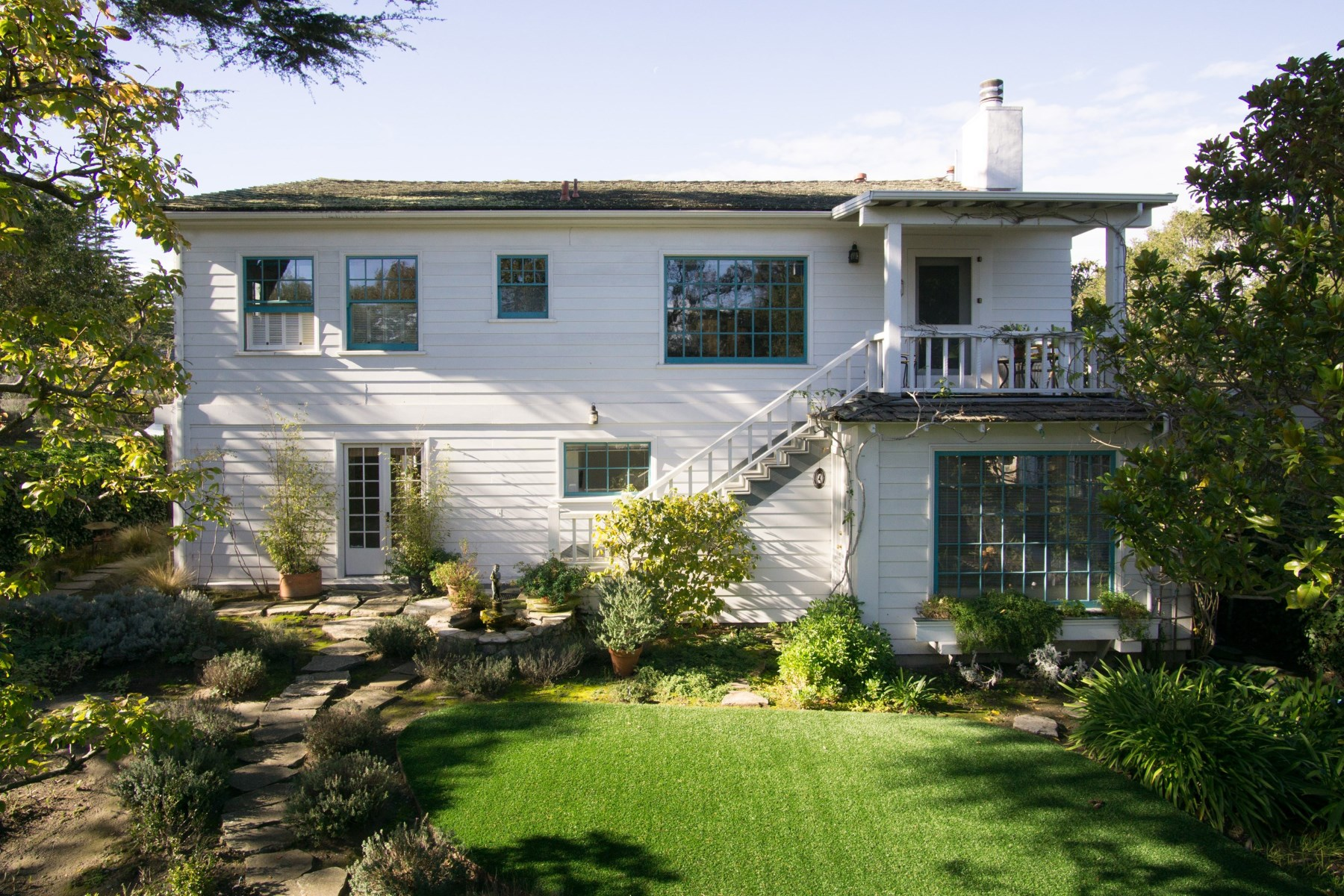 Single Family Home for Sale at Timeless Treasure in Monterey 700 Grove Street Monterey, California 93940 United States