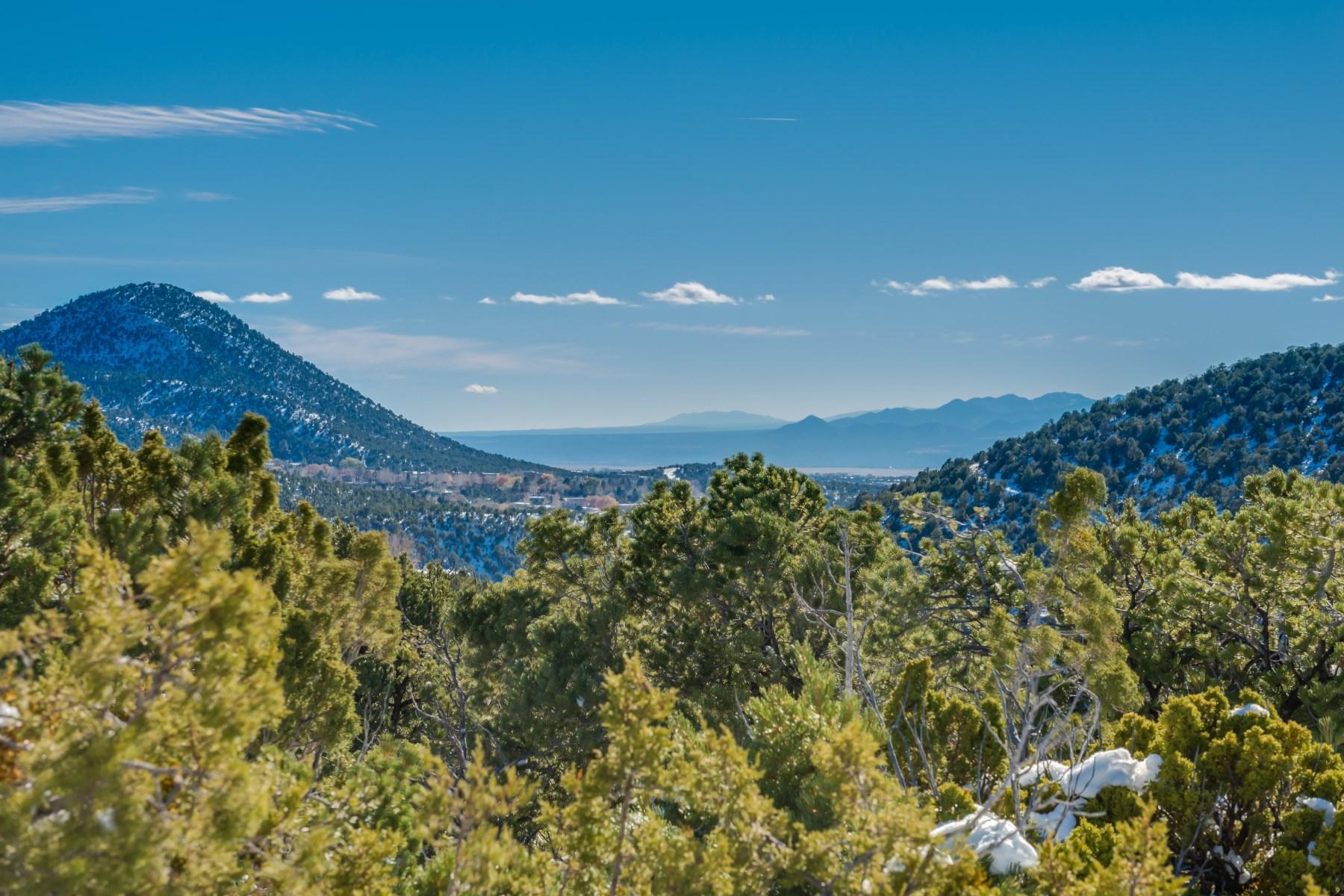 단독 가정 주택 용 매매 에 1981 Cerros Colorados+Lot 111 Los Cerros 1981 Cerros Colorados + Lot 111 Los Cerros Santa Fe, 뉴멕시코, 87501 미국