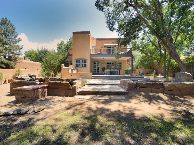 Single Family Home for Sale at 504/506/508 San Antonio Street Santa Fe, New Mexico 87505 United States