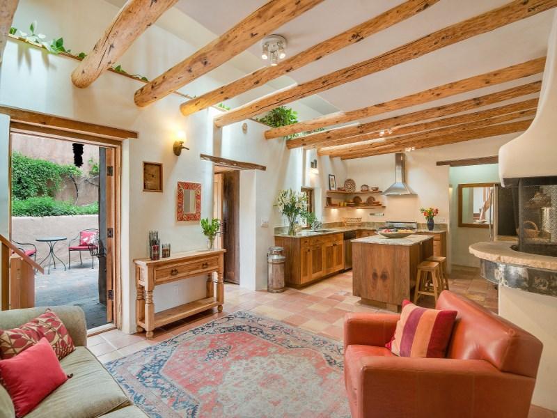 Villa per Vendita alle ore 1522 Cerro Gordo Road Santa Fe, Nuovo Messico 87501 Stati Uniti