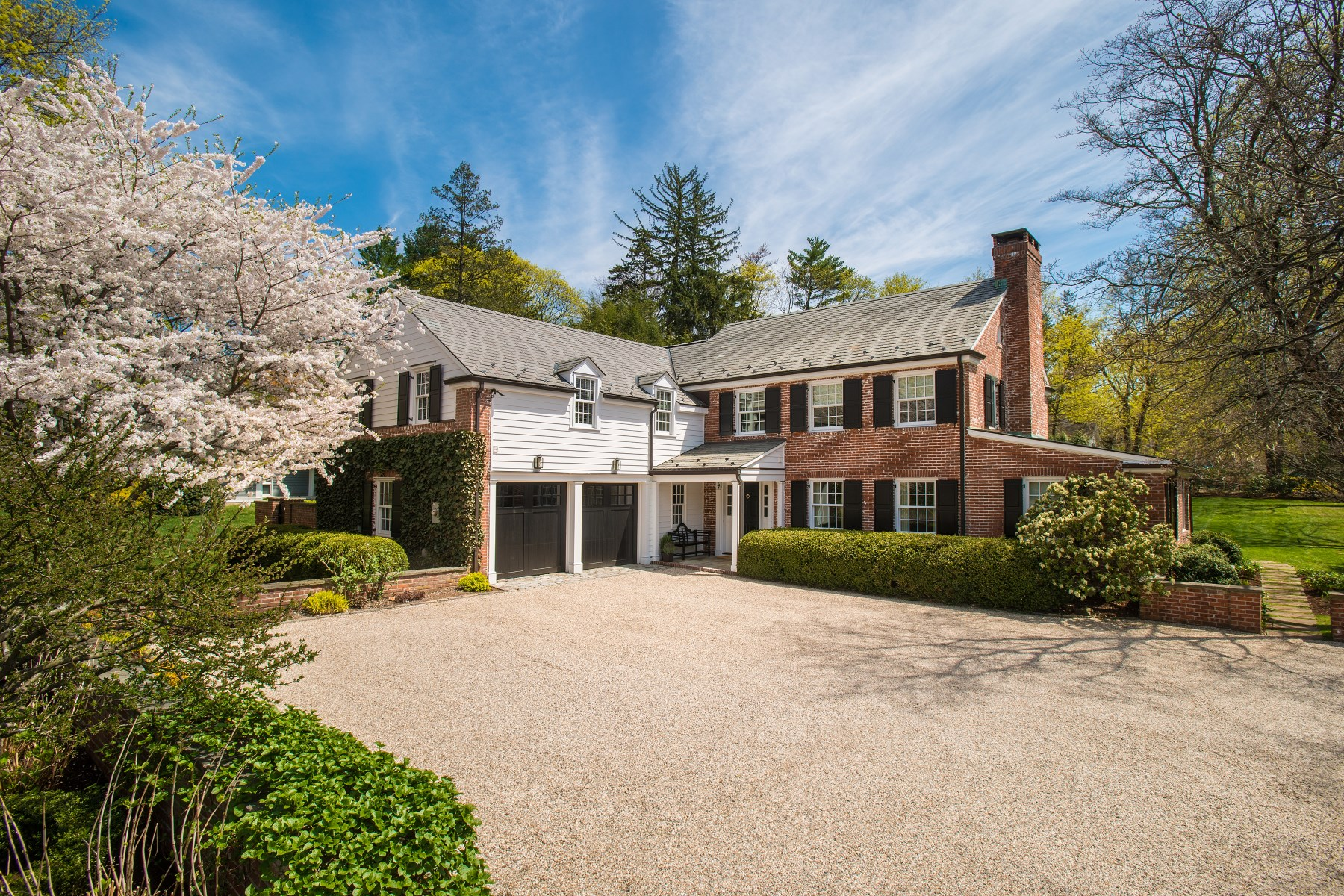 Tek Ailelik Ev için Satış at Patterson Avenue Classic 27 Patterson Avenue Central Greenwich, Greenwich, Connecticut 06830 Amerika Birleşik Devletleri