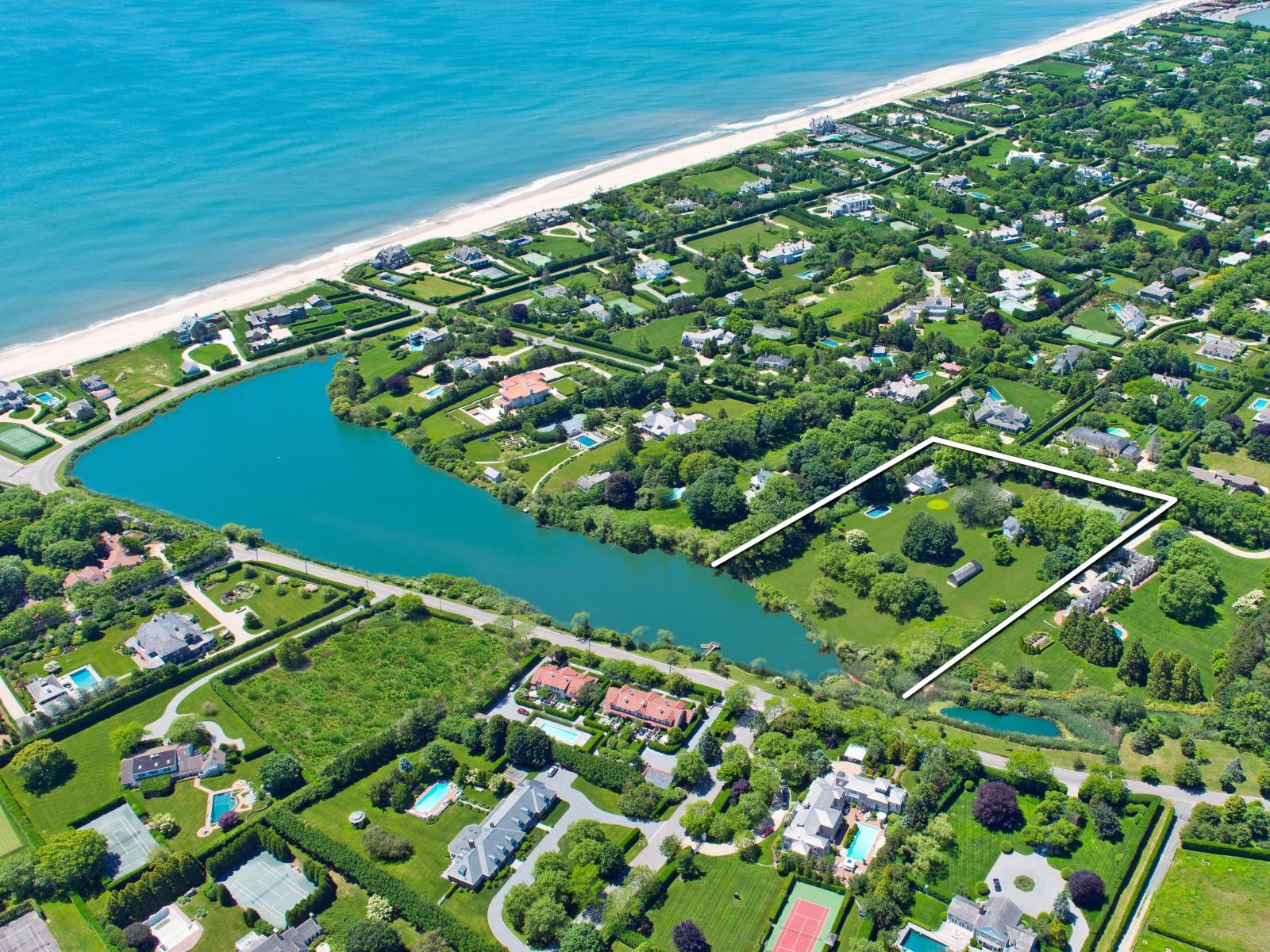 Property Of Wonderful Wyandanch 5 Acres Pondfront