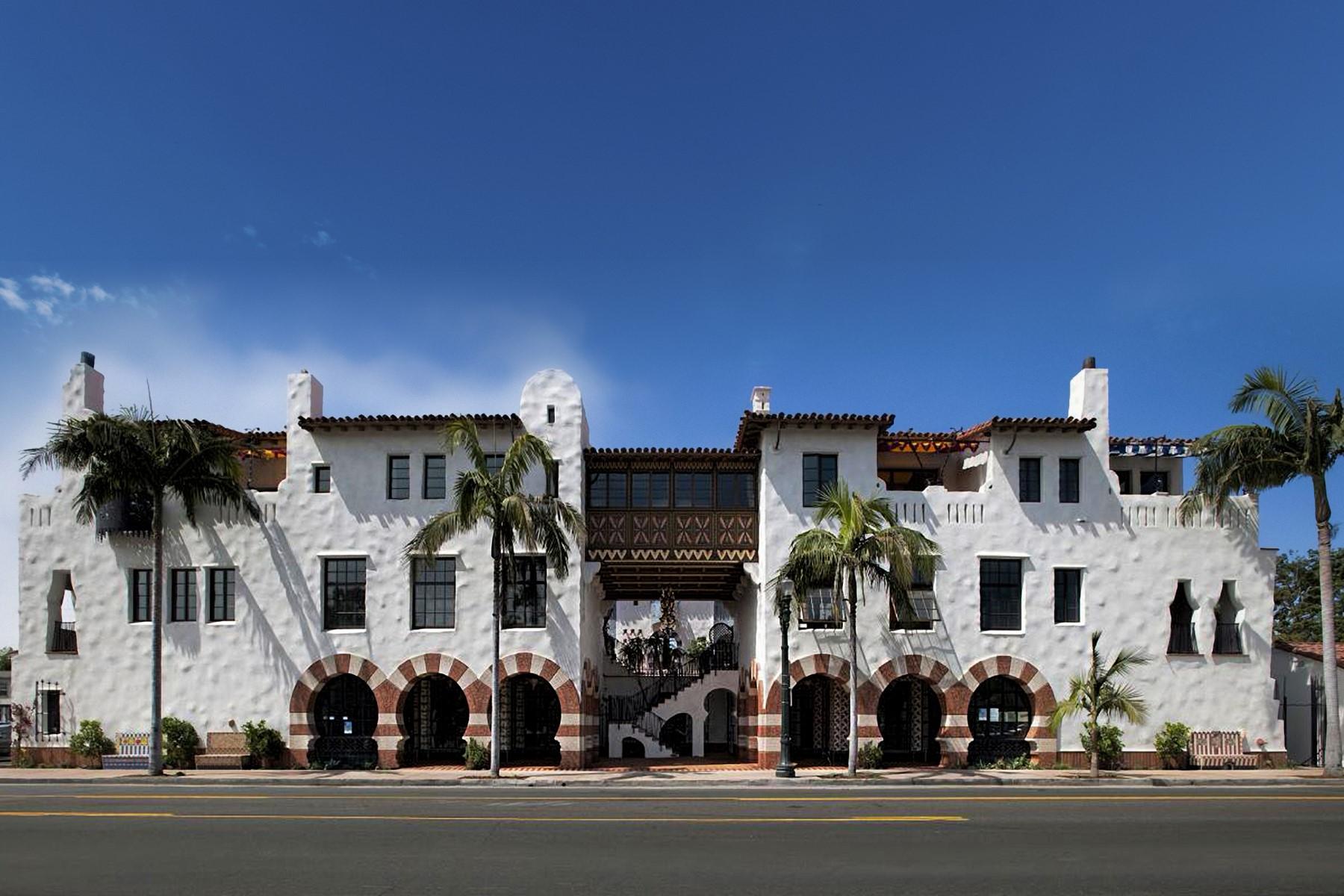 Copropriété pour l Vente à True Santa Barbara Lifestyle 531 Chapala Street Unit B Santa Barbara, Californie 93105 États-Unis