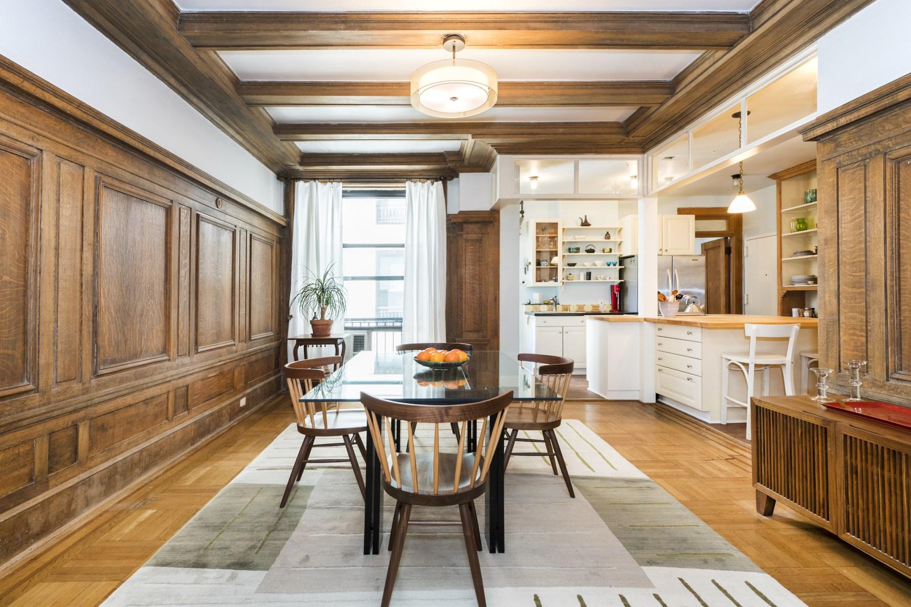 Cooperativa per Vendita alle ore 420 Riverside Drive, 9F Upper West Side, New York, New York 10025 Stati Uniti