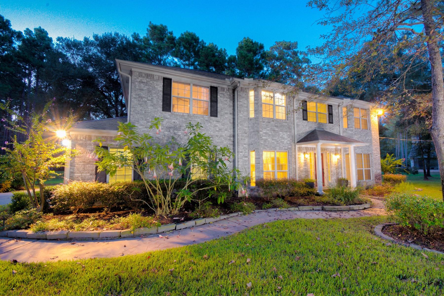 Casa Unifamiliar por un Venta en 32231 Edgewater Drive Magnolia, Texas 77354 Estados Unidos