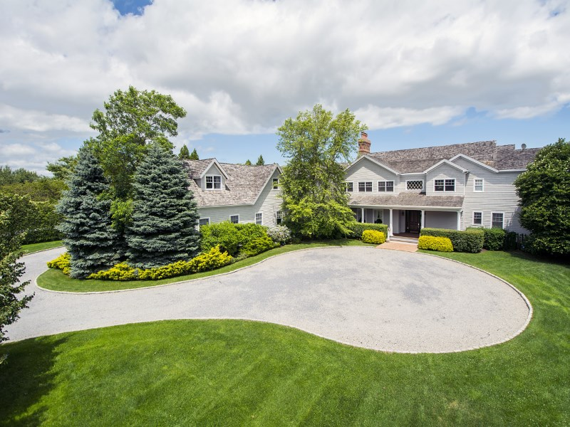 Single Family Home for Sale at Spacious Village Home 11 Halsey Farm Drive Southampton, New York 11968 United States