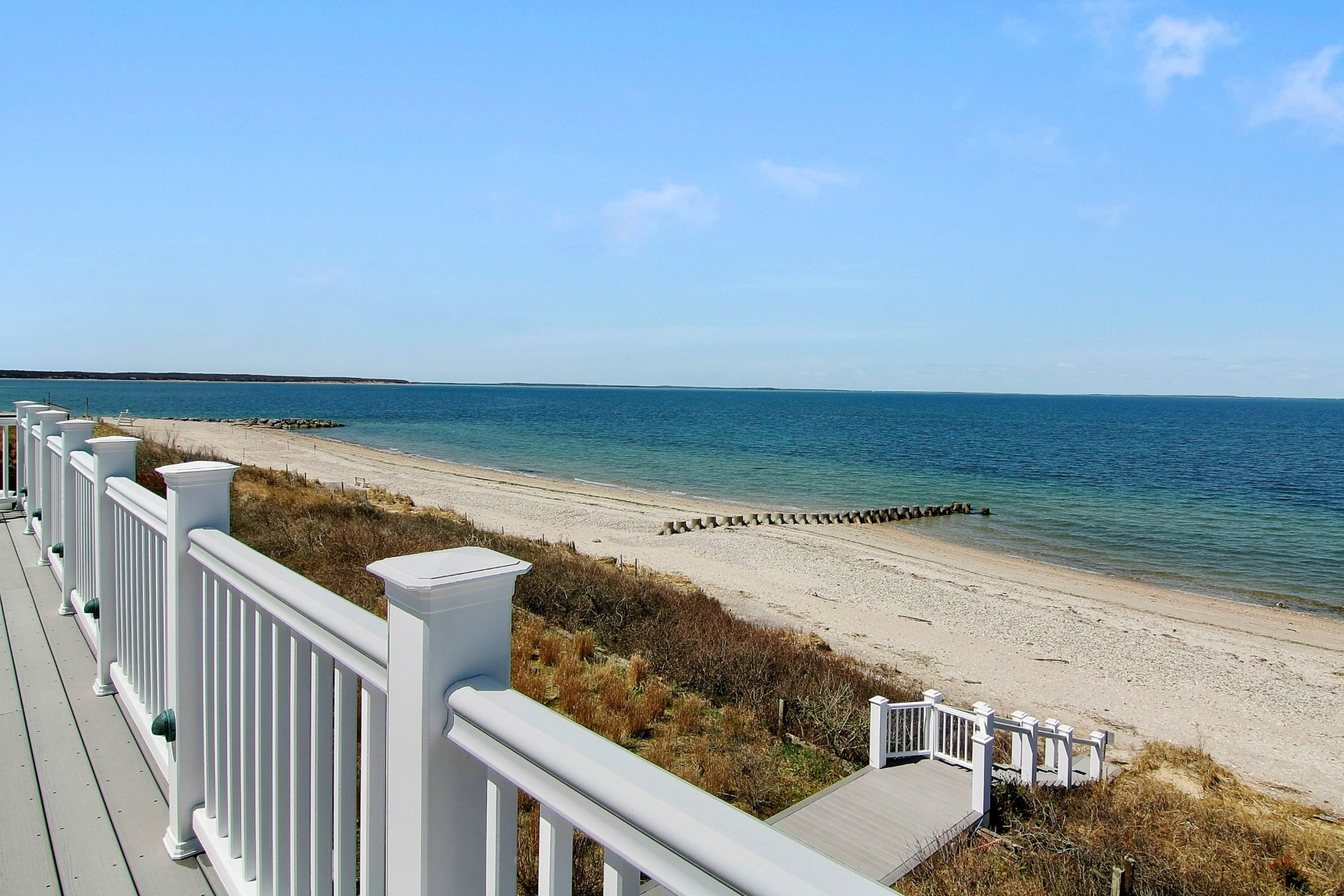 Single Family Home for Rent at Spectacular Waterfront Springs, East Hampton, New York, 11937 United States