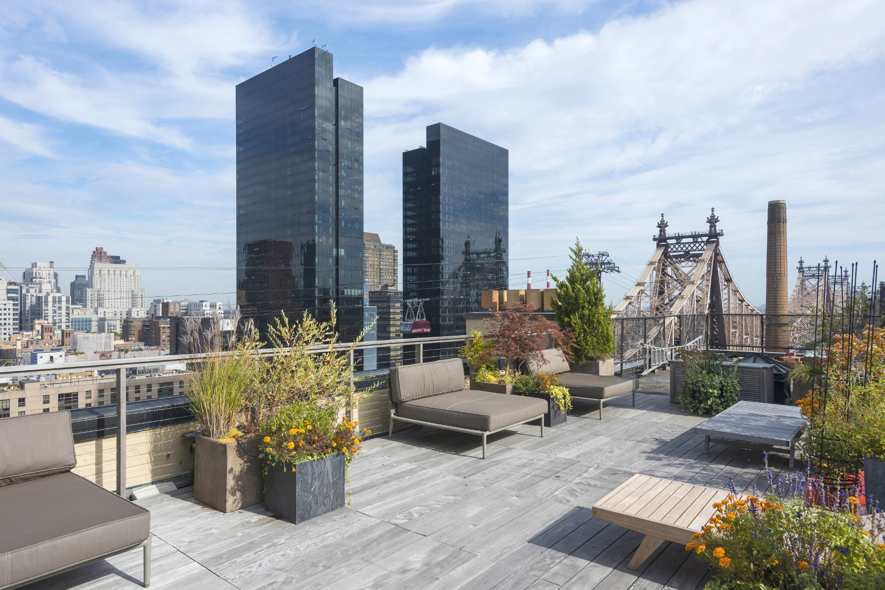 Cooperativa para Venda às Trophy Penthouse 400 East 59th Street PHAB Sutton Place, New York, Nova York, 10022 Estados Unidos