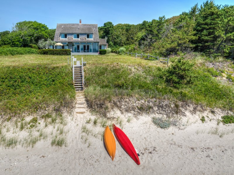 Single Family Home for Sale at Magnificent Sea View Avenue Estate 807 Sea View Osterville, Massachusetts 02655 United States