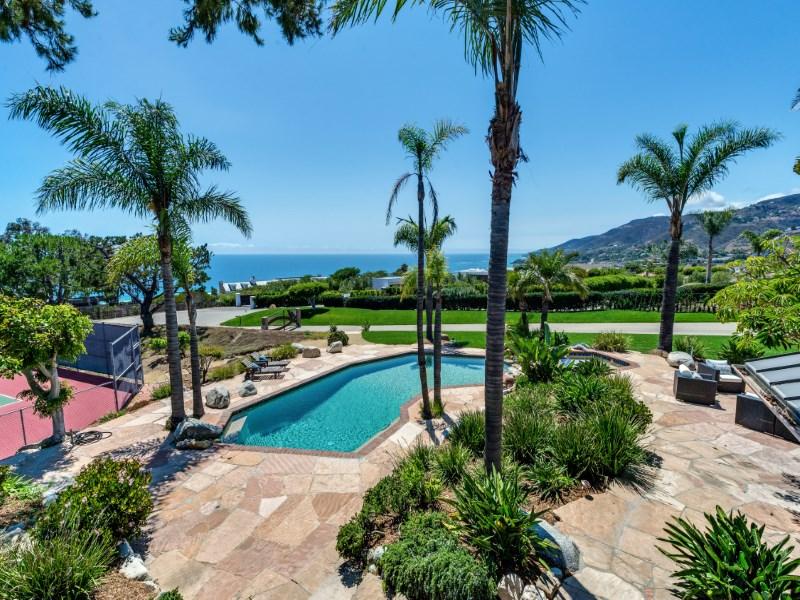 Tek Ailelik Ev için Satış at Malibu Park Whitewater Views 5909 Philip Avenue Malibu, Kaliforniya 90265 Amerika Birleşik Devletleri