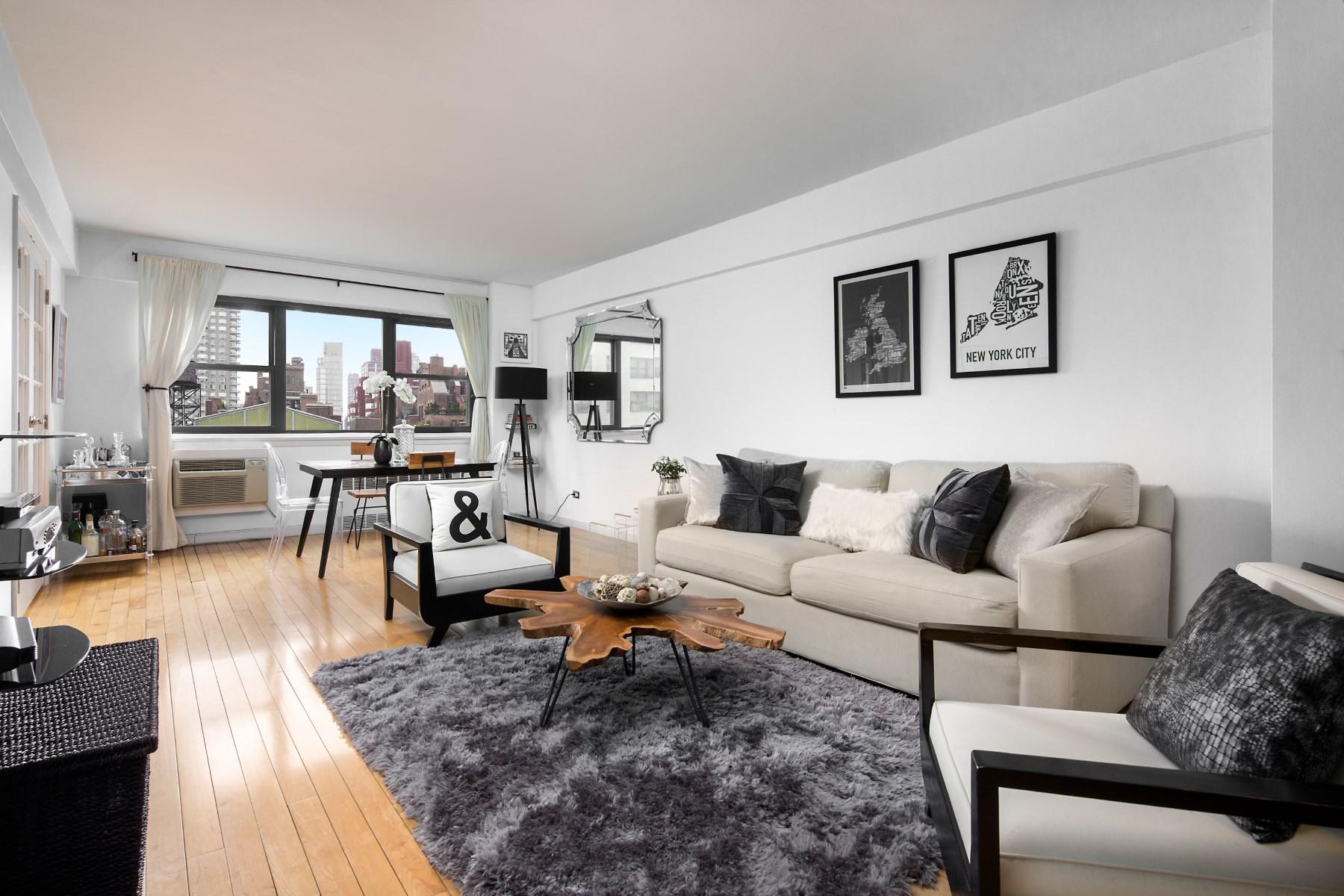 合作公寓 为 销售 在 181 East 73rd Street 181 East 73rd Street Apt 9c Upper East Side, New York, 纽约州 10021 美国