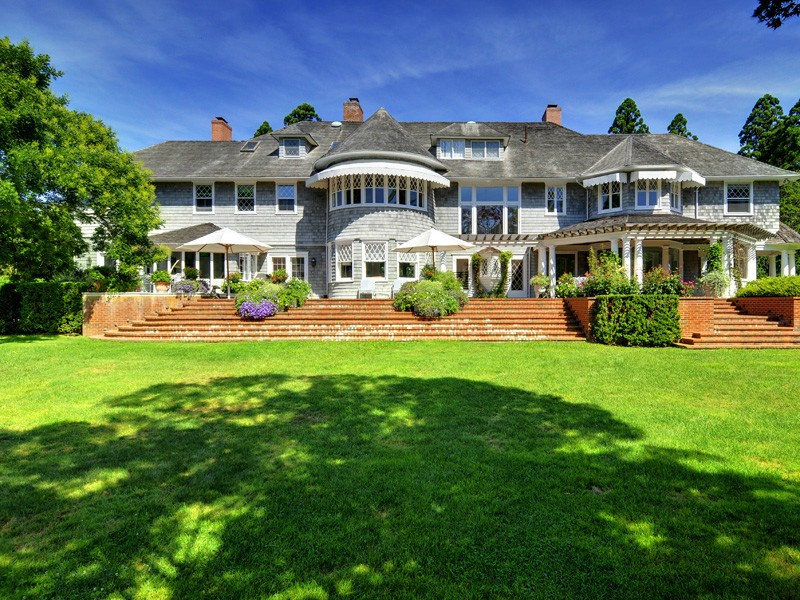 Single Family Home for Rent at East Hampton Classic Georgian Estate East Hampton, New York 11937 United States