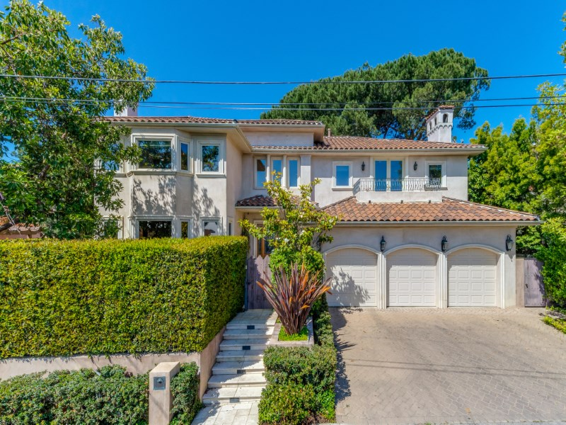 Single Family Home for Sale at Appian Way in Hollywood Hills 8787 Appian Way Hollywood Hills, Los Angeles, California 90046 United States