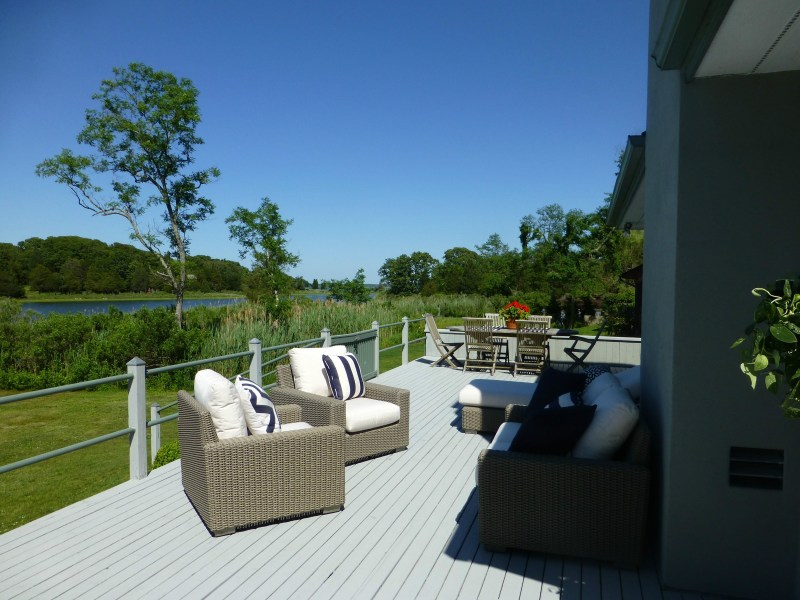 Property Of Peaceful Waterfront North Haven Retreat