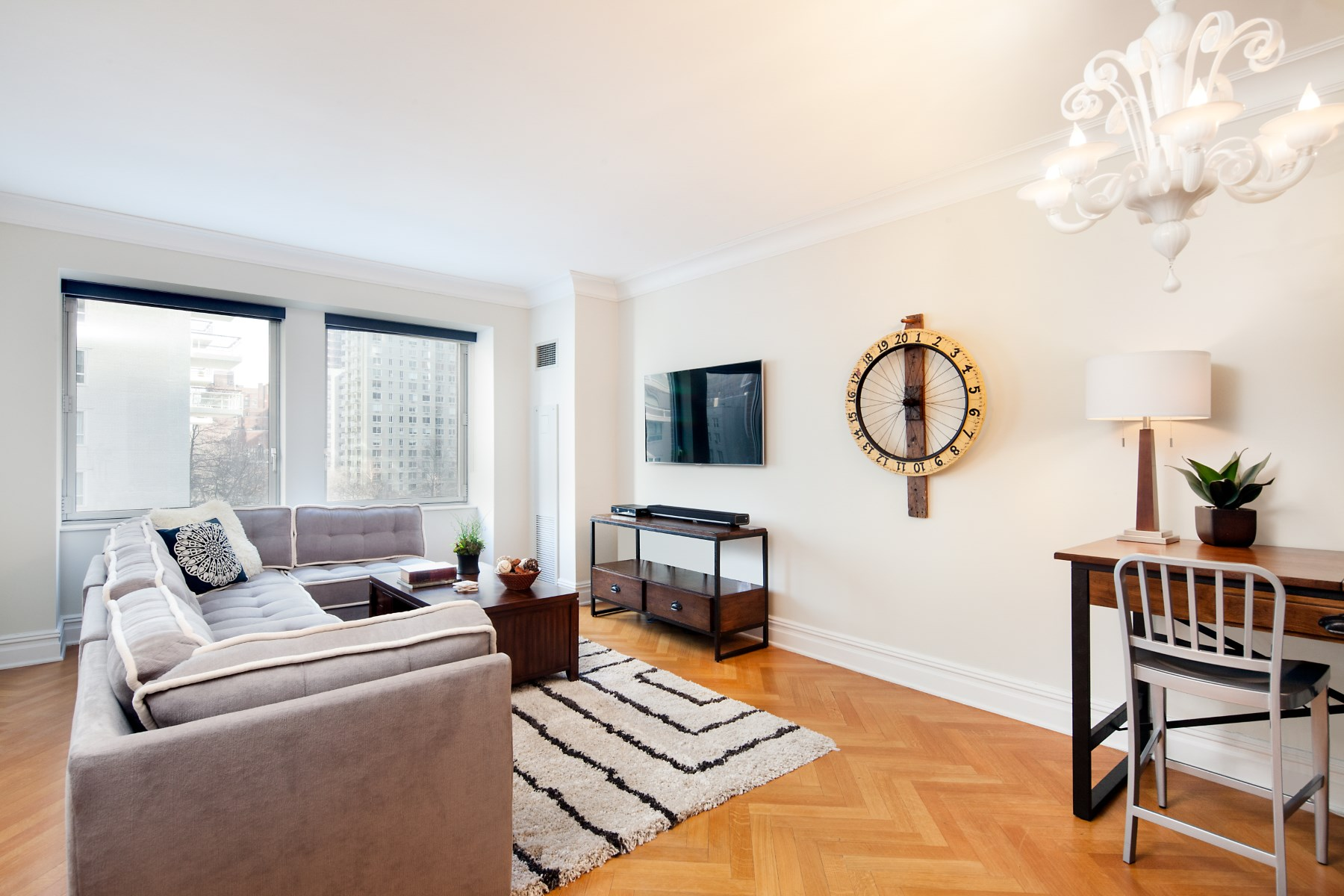 Condominium for Sale at 2 Bedroom at The Chatham 181 East 65th Street Apt 5d Upper East Side, New York, New York 10065 United States
