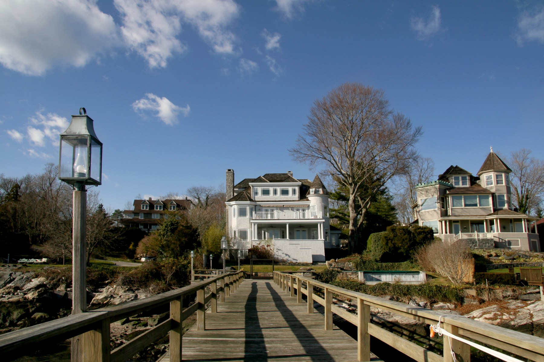 rentals property at 61 Byram Shore Road